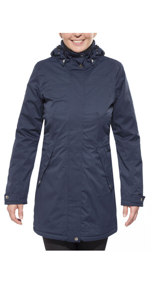axant Alps Winter Coat Women dark blue
